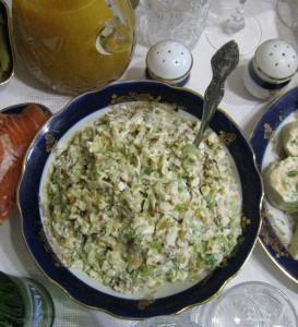 Ферганский салат