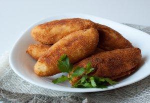 Постное меню - картофельно-рисовые крокеты