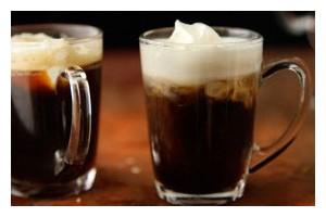 Два рецепта приготовления кофе. С жженым сахаром и по-ирландски.