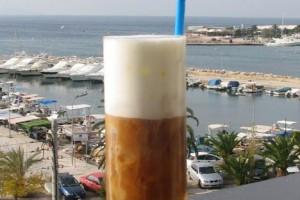 Фраппе - кофе по-гречески