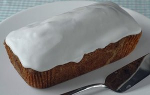 Тминный пирог