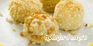 Испанское печенье